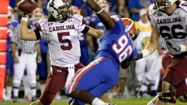 South Carolina vs. Florida - 11/13/2010 (re-air)