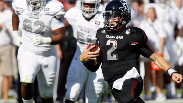 Texas A&M vs. Mississippi State - 11/3/2012 (re-air)