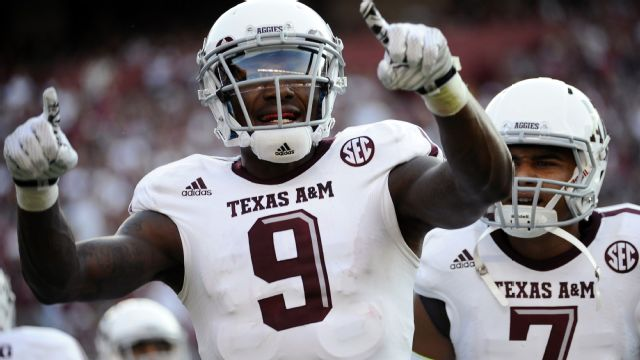 #21 Texas A&M vs. #9 South Carolina (Football)