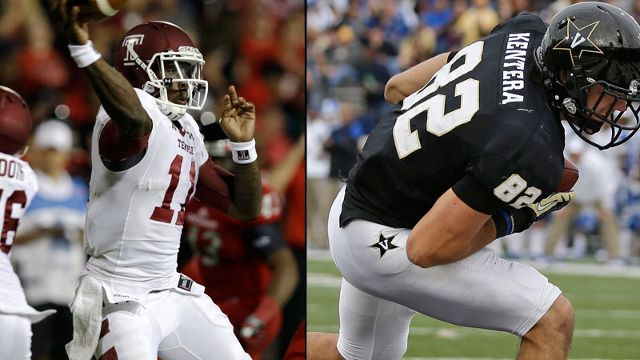 Temple vs. Vanderbilt (Football)