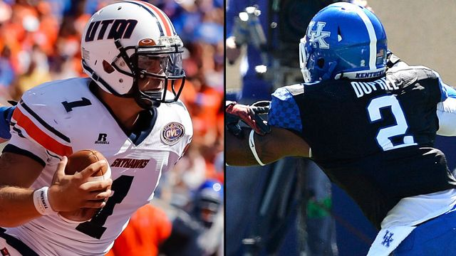Tennessee-Martin vs. Kentucky (Football)