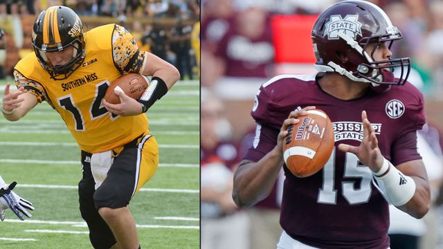 Southern Mississippi vs. Mississippi State (Football)