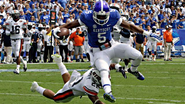 Tennessee-Martin vs. Kentucky - 8/30/2014 (re-air)