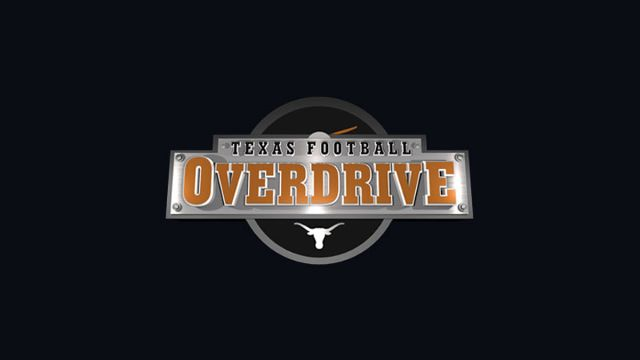 Texas Football Overdrive - Texas vs. Kansas (re-air)