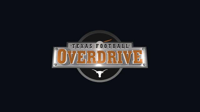 Texas Football Overdrive - Texas vs. Kansas (re-air)