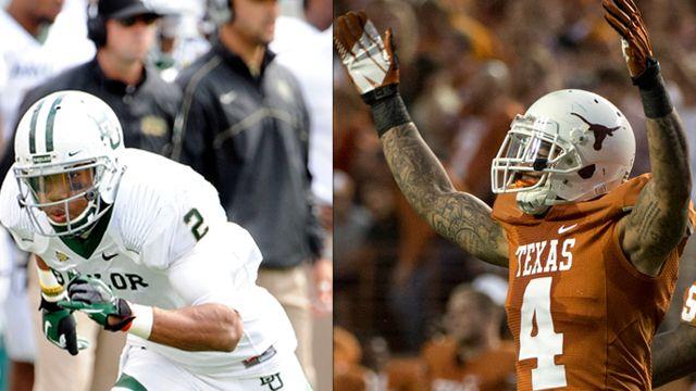Baylor vs. Texas  - 10/20/2012 (re-air)