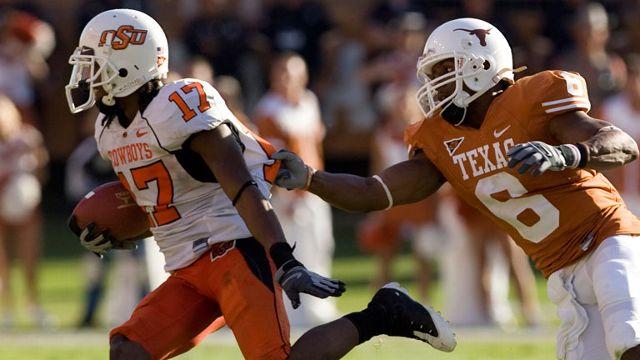 Oklahoma State Cowboys vs. Texas Longhorns  - 10/25/2008