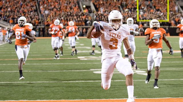 Texas vs. Oklahoma State (re-air)