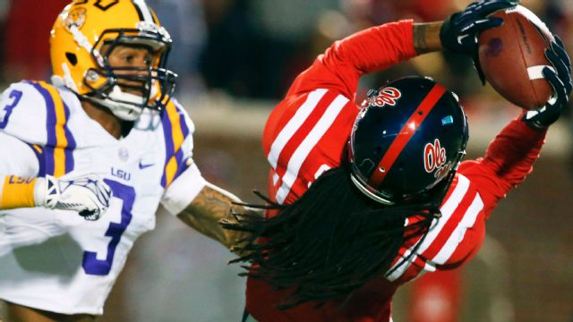 LSU vs. Ole Miss - 10/19/2013 (re-air)