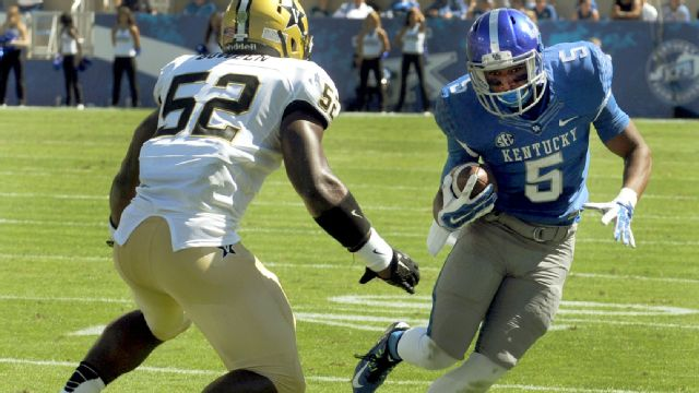 Vanderbilt vs. Kentucky - 9/27/2014 (re-air)