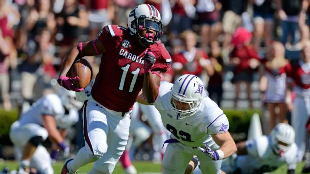 Furman vs. South Carolina (Football) (re-air)