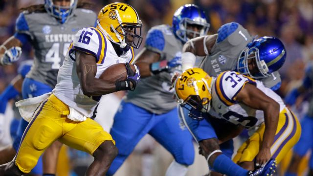 Kentucky vs. LSU - 10/18/2014 (re-air)