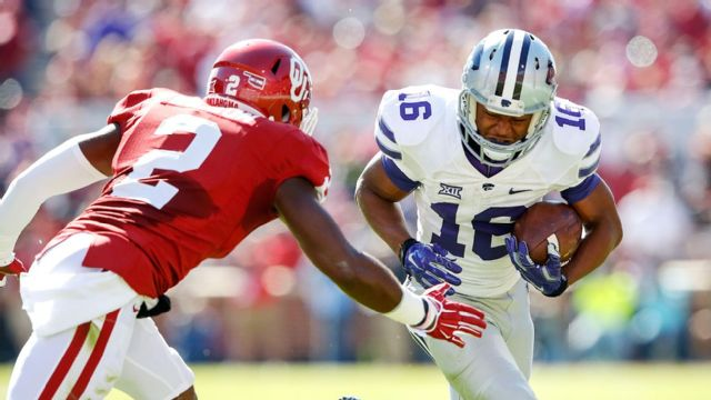 Kansas State vs. Oklahoma (Football) (re-air)