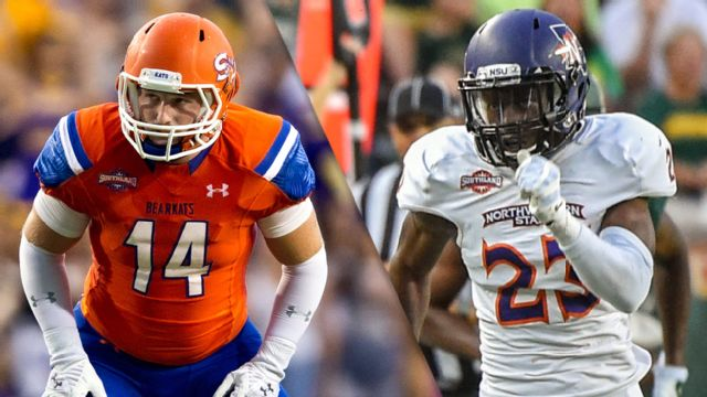Sam Houston State vs. Northwestern State (Football)
