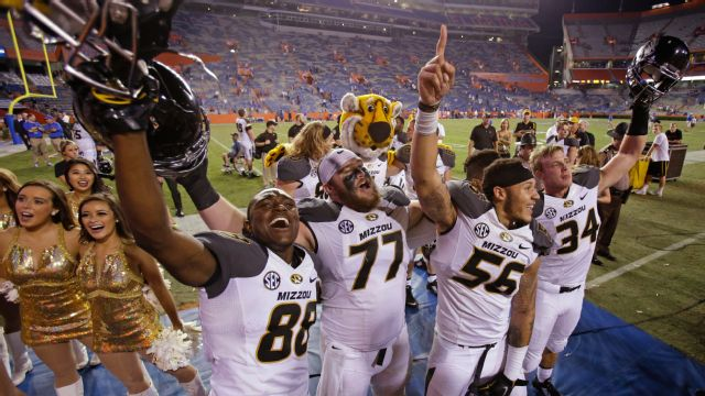 Missouri vs. Florida - 10/18/2014 (re-air)