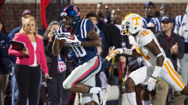Tennessee vs. #3 Ole Miss (Football)