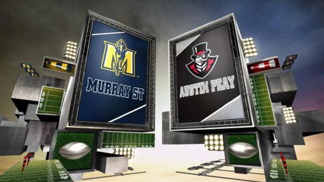 Murray State vs. Austin Peay (Football)
