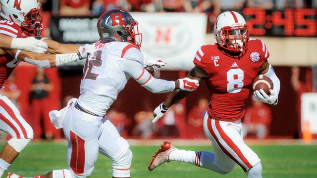 Rutgers vs. #16 Nebraska (Football)