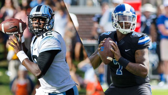 North Carolina vs. Duke (Football)