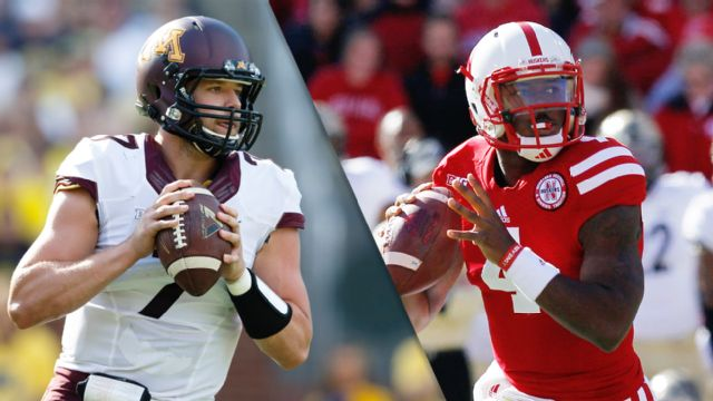 #25 Minnesota vs. #23 Nebraska (Football)