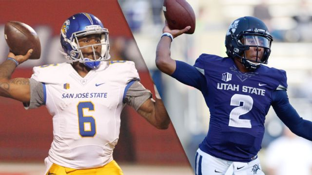 San Jose State vs. Utah State (Football)