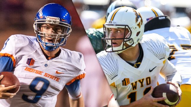 Boise State vs. Wyoming (Football) (re-air)