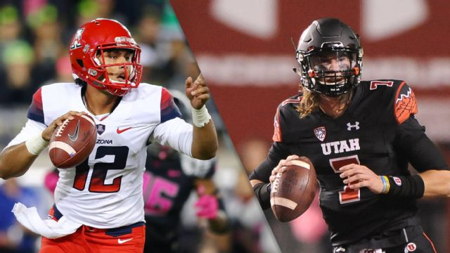 #15 Arizona vs. #17 Utah (Football)