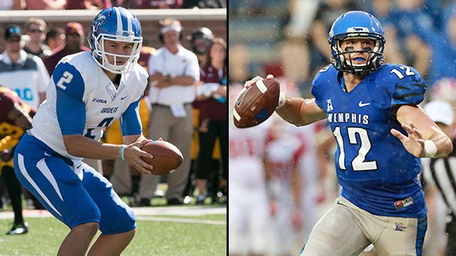 Middle Tennessee vs. Memphis (Football)