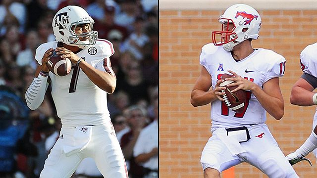#6 Texas A&M vs. SMU (Football)