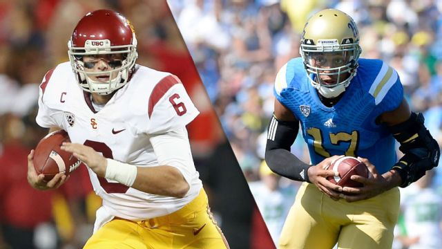 #19 USC vs. #9 UCLA (Football)