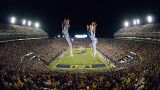 Skycam Feed - Mississippi State vs. #8 LSU (Football)