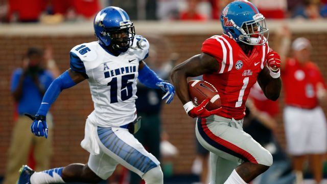 Memphis vs. Ole Miss - 9/27/2014 (re-air)