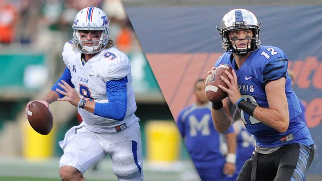Tulsa vs. Memphis (Football)