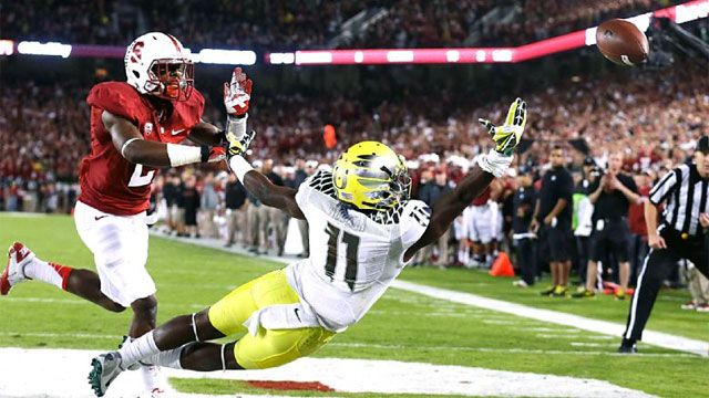 Oregon vs. Stanford (Football) (re-air)