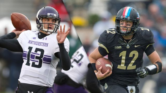 Northwestern vs. Purdue (Football)