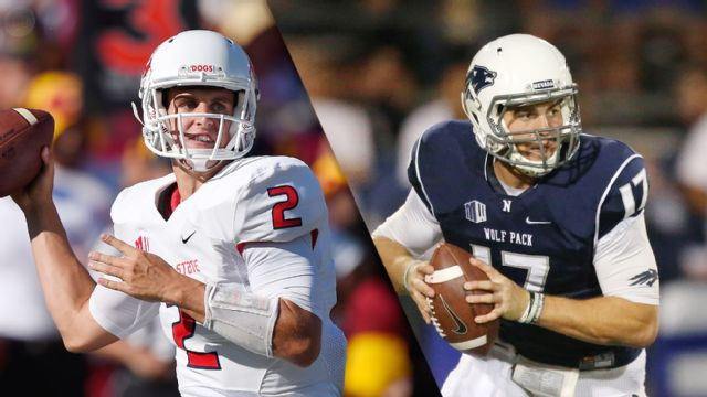 Fresno State vs. Nevada (Football)