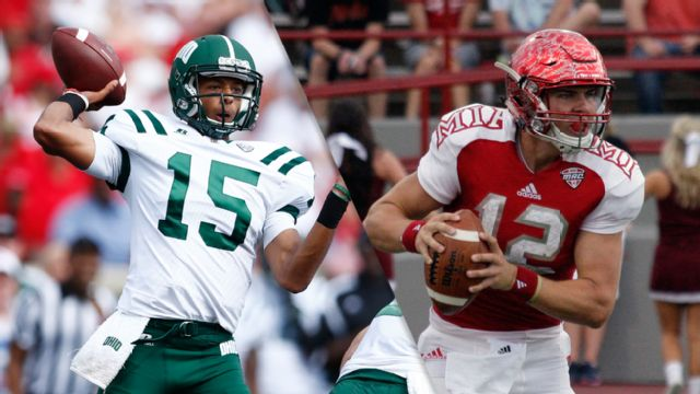 Ohio vs. Miami (Ohio) (Football) (re-air)