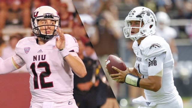 Northern Illinois vs. Western Michigan (Football)