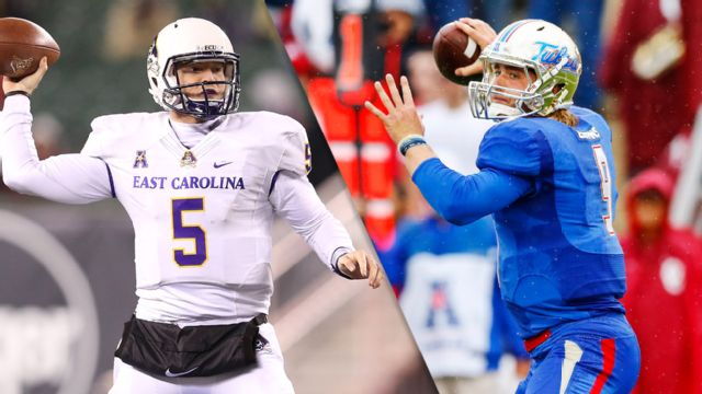 East Carolina vs. Tulsa (Football)