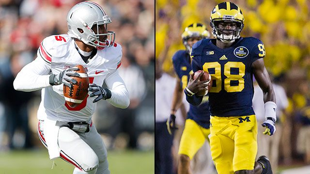 Ohio State vs. Michigan (Football) (re-air)