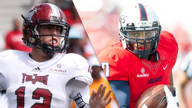 Troy vs. South Alabama (Football)