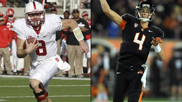 Stanford vs. Oregon State (Football) (re-air)