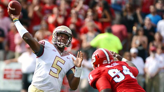 Florida State vs. NC State (Football) (re-air)