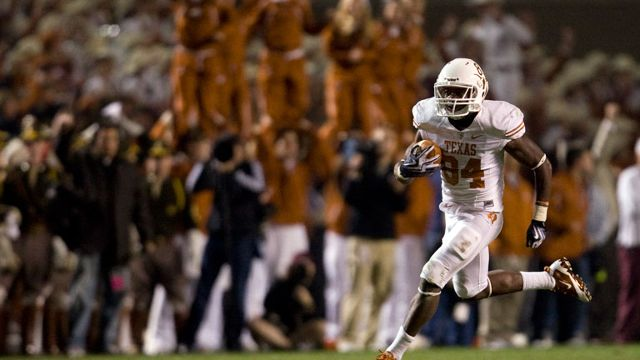 Texas Longhorns vs. Texas A&M Aggies - 11/26/2009 (re-air)