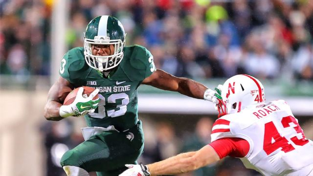 #19 Nebraska vs. #10 Michigan State (Football)