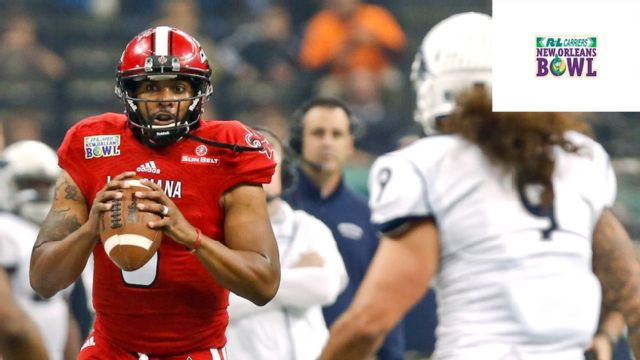 Nevada vs. Louisiana-Lafayette (R+L Carriers New Orleans Bowl) (re-air)