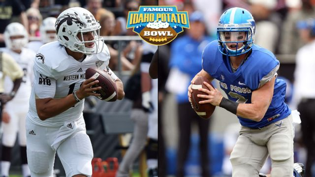 Western Michigan vs. Air Force (Famous Idaho Potato Bowl)