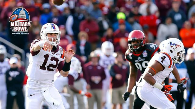 Cincinnati vs. Virginia Tech (Military Bowl presented by Northrop Grumman)