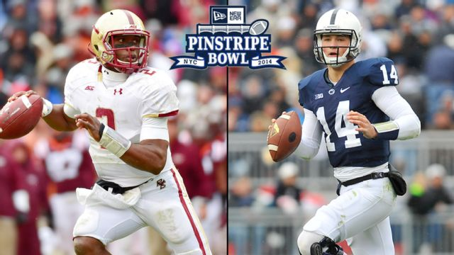 Boston College vs. Penn State (New Era Pinstripe Bowl)
