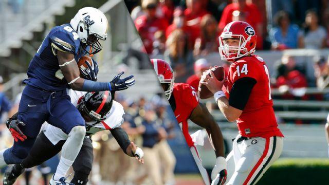 Charleston Southern vs. #10 Georgia (Football)